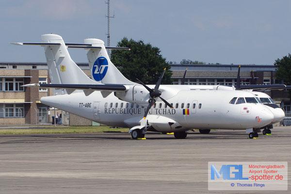 27.06.2015 TT-ABE Republique du Tchad ATR 42-300 cn230