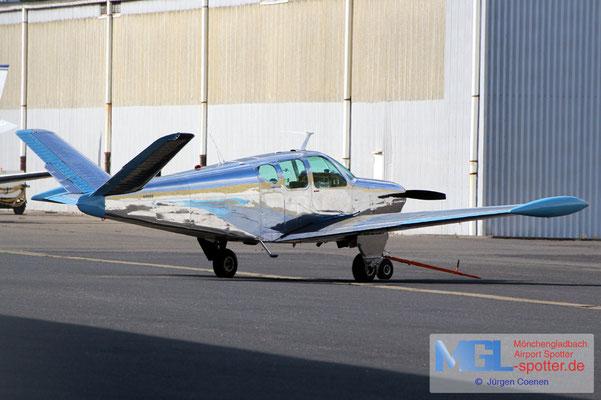 05.09.2019 N980SE Beech J35 Bonanza