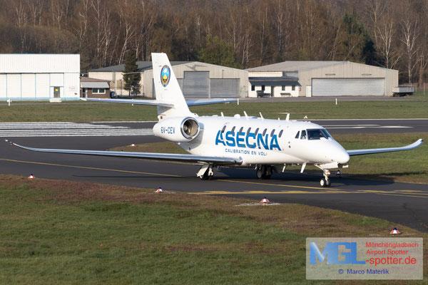 08.04.2021 6V-CEV ASECNA Cessna 680 Citation Sovereign Plus