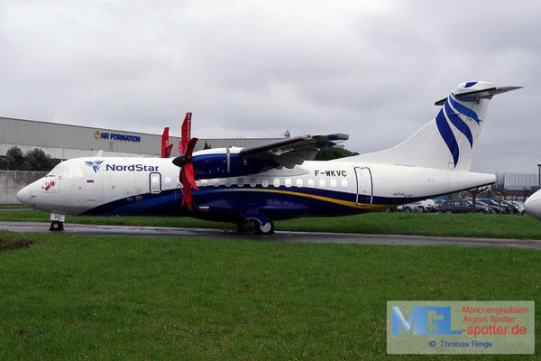 30.03.2015 F-WKVC ATR / Nordstar ATR 42-600
