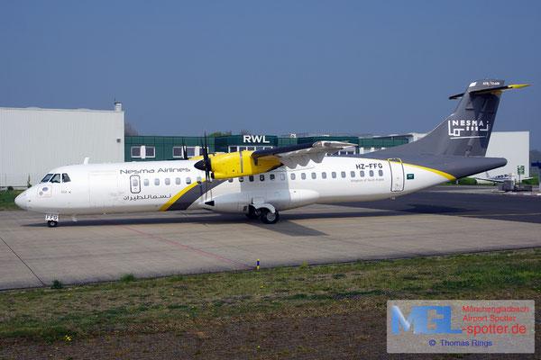 08.04.2019 HZ-FFG Nesma Airlines ATR 72-600 cn1311