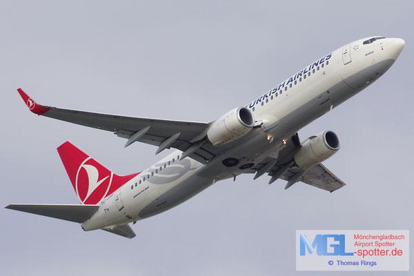 02.11.2013 TC-JHR Turkish Airlines B737-8F2/W