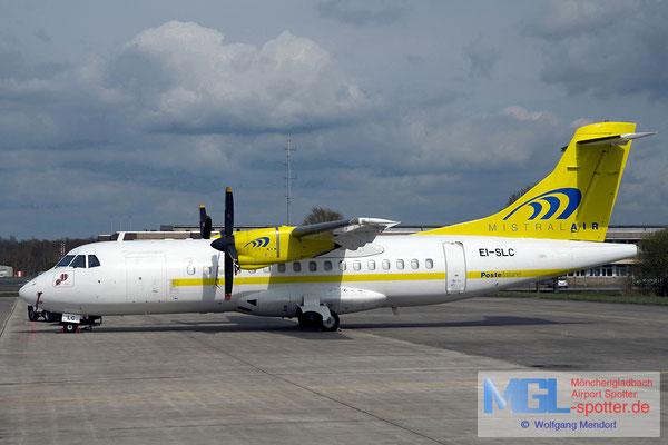05.04.2010 EI-SLC Mistral Air / Poste Italiane ATR 42-300F cn082
