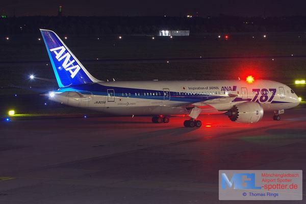 17.10.2014 JA805A ANA B787-8