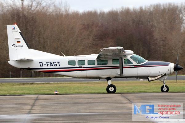 21.01.2021 D-FAST Businesswings Cessna 208 Caravan