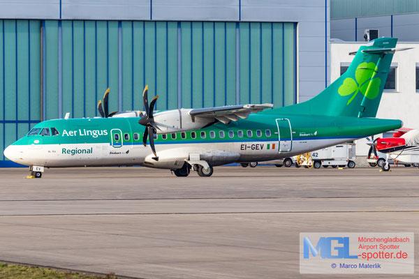 20.02.2021 EI-GEV Stobart Air / Aer Lingus Regional ATR 42-600 cn1213