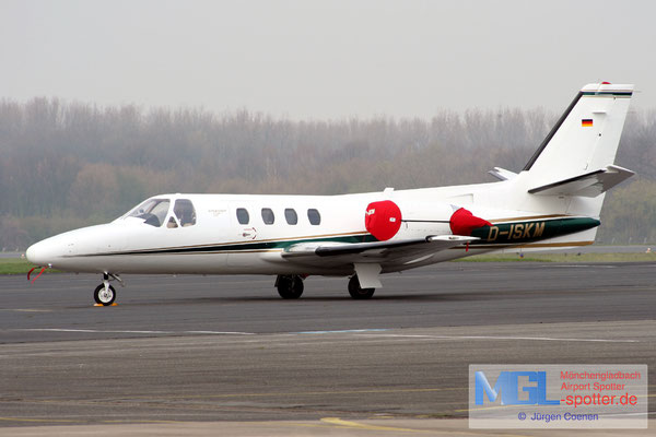 31.03.2007 D-ISKM Cessna 500 Citation