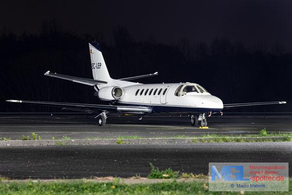 30.11.2020 EC-LEP Cessna 560 Citation V