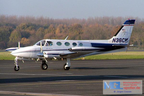 21.11.2005 N38CM CESSNA C-340