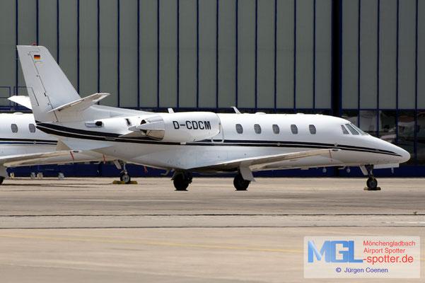 08.06.2020 D-CDCM Cessna 560XL Citation XLS
