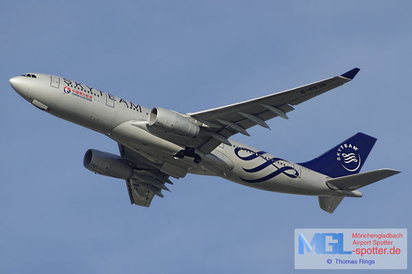 18.10.2012 B-6538 China Eastern / Skyteam A330-243