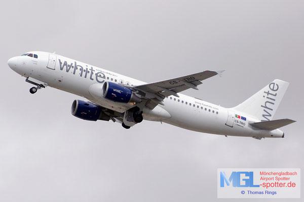 01.04.2015 CS-TRO White A320-214