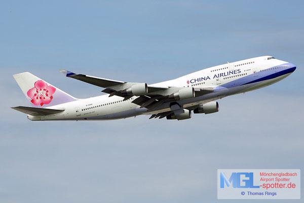 19.05.2013 B-18205 China Airlines B747-409