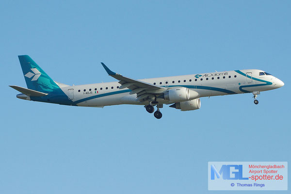 19.05.2013 I-ADJS Air Dolomiti ERJ-195LR