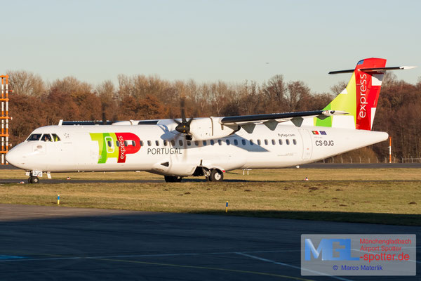 15.02.2019 CS-DJG White Airways / TAP Express ATR 72-600 cn1316