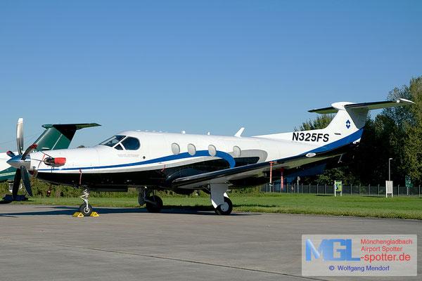 15.10.2011 N325FS Pilatus PC-12