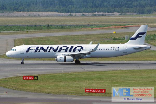 24.07.2014 OH-LZG Finnair A321-231/S