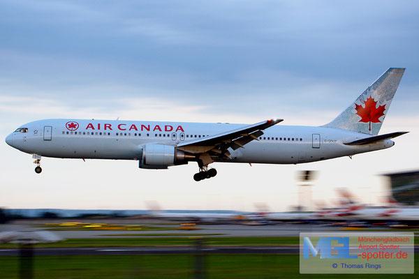 22.06.2014 C-GDUZ Air Canada B767-38EER