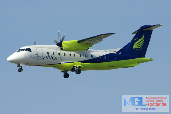 17.02.2013 HB-AES Skywork Do328-110