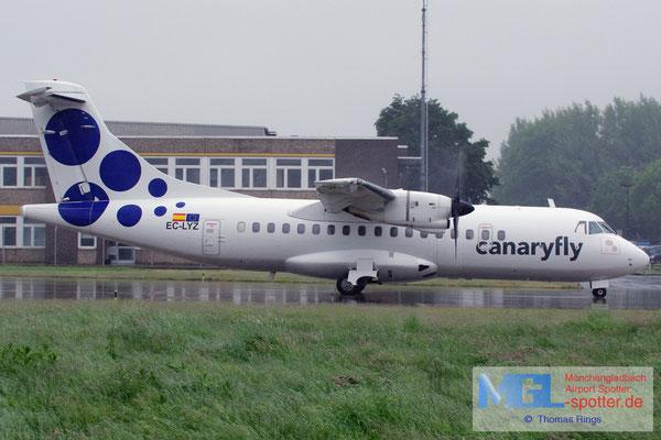 23.05.2016 EC-LYZ Canaryfly ATR 42-300 cn226