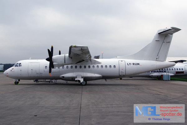 23.11.2013 LY-RUM Danu Oro Transportas ATR 42-300 cn010