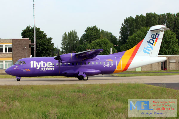 18.05.2018 G-ISLF Blue Islands / Flybe ATR 42-500 cn546