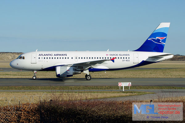 20.04.2013 OY-RCG Atlantic Airways A319-115