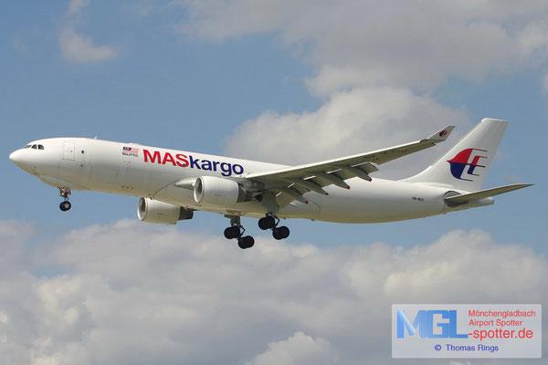 08.08.2012 9M-MUD MASkargo A330-223F