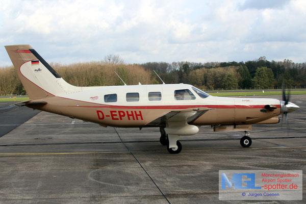 05.11.2017 D-EPHH Piper PA-46-350P Jetprop DLX