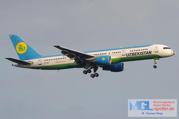 20.06.2014 VP-BUJ Uzbekistan Airways B757-231
