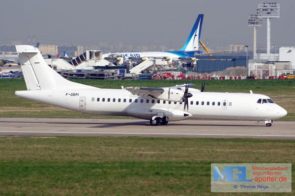 08.04.2015 F-GRPI Airlinair ATR 72-500