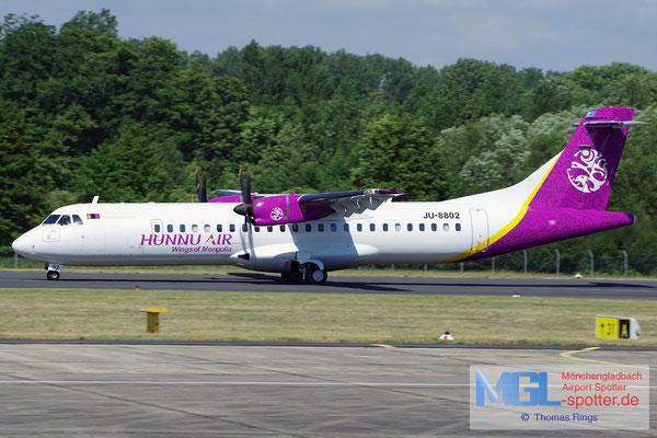 09.06.2017 JU-8802 Hunnu Air ATR 72-500 cn773