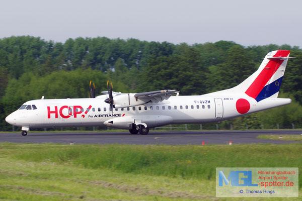 04.05.2014 F-GVZM HOP! ATR 72-500 cn590