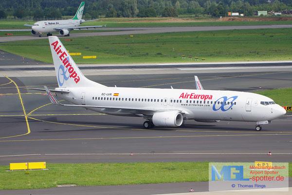 16.08.2014 EC-LVR Air Europa B737-85P/W