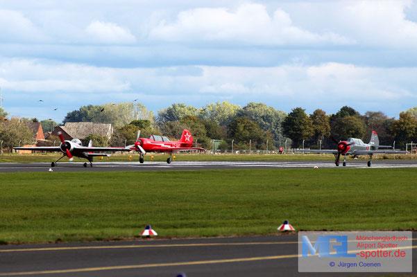 27.09.2020 Yak on runway