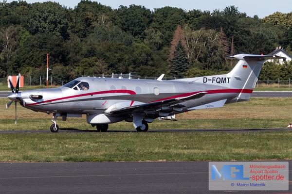 24.06.2020 D-FQMT Pilatus PC-12