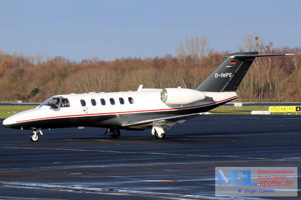 13.12.2020 D-IWPS Cessna 525A CitationJet CJ2+