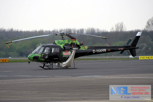 11.04.2007 D-HAHN Aerospatiale AS-350 B2 Ecureuil