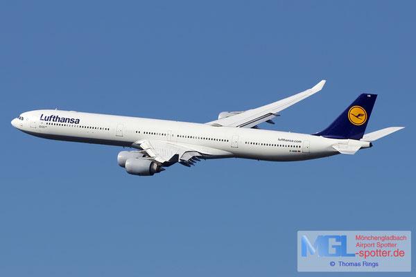 18.10.2012 D-AIHB Lufthansa A340-642