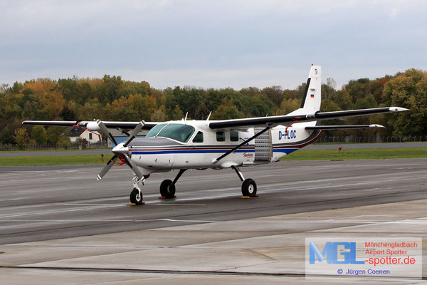 30.10.2018 D-FLOC Cessna 208B Grand Caravan