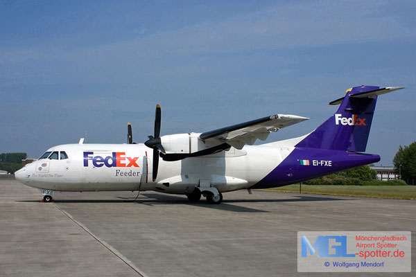 05.05.2007 EI-FXE Air Contractors / FedEx ATR 42-320 cn327
