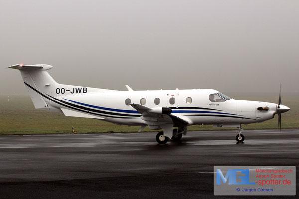 19.01.2019 OO-JWB Pilatus PC-12/47E