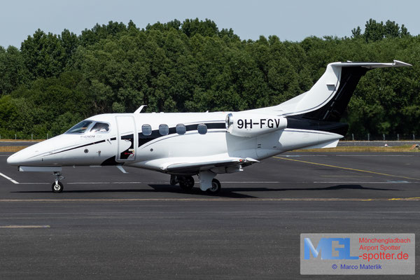 02.06.2020 9H-FGV Luxwing Embraer 500 Phenom 100