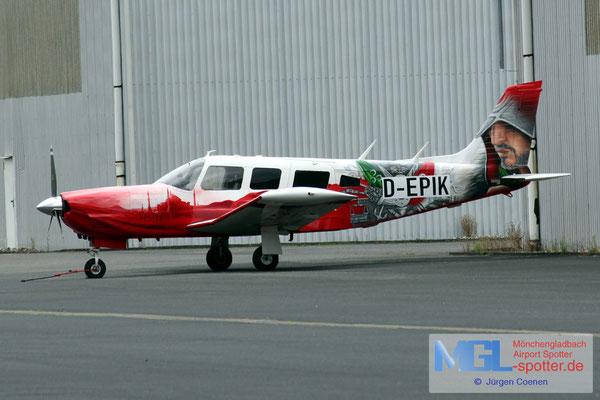 20.09.2016 D-EPIK Piper PA-32R-300 Cherokee Lance