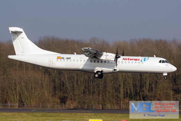 16.02.2015 EC-MAF Air Europa ATR 72-500 cn568