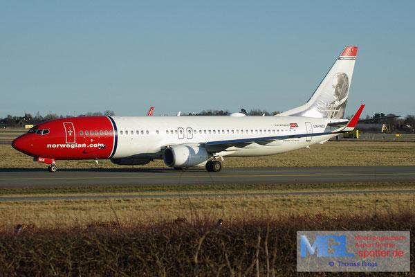 20.04.2013 LN-NOI Norwegian B737-86N/W