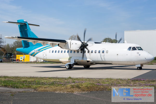 16.04.2019  2-GJSB Flair Aviation/(Oman Air) ATR 42-500 cn576