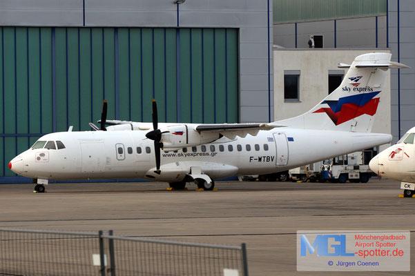 28.12.2019 F-WTBV ATR / Skyexpress ATR 42-300 cn291