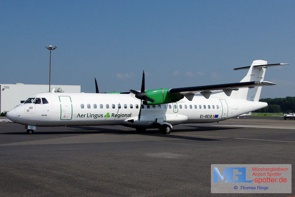 06.07.2013 EI-REI Aer Arann / Aer Lingus Regional ATR 72-201 cn267