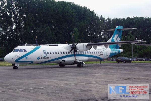 09.06.2013 I-ADCE Air Dolomiti ATR 72-500 cn668